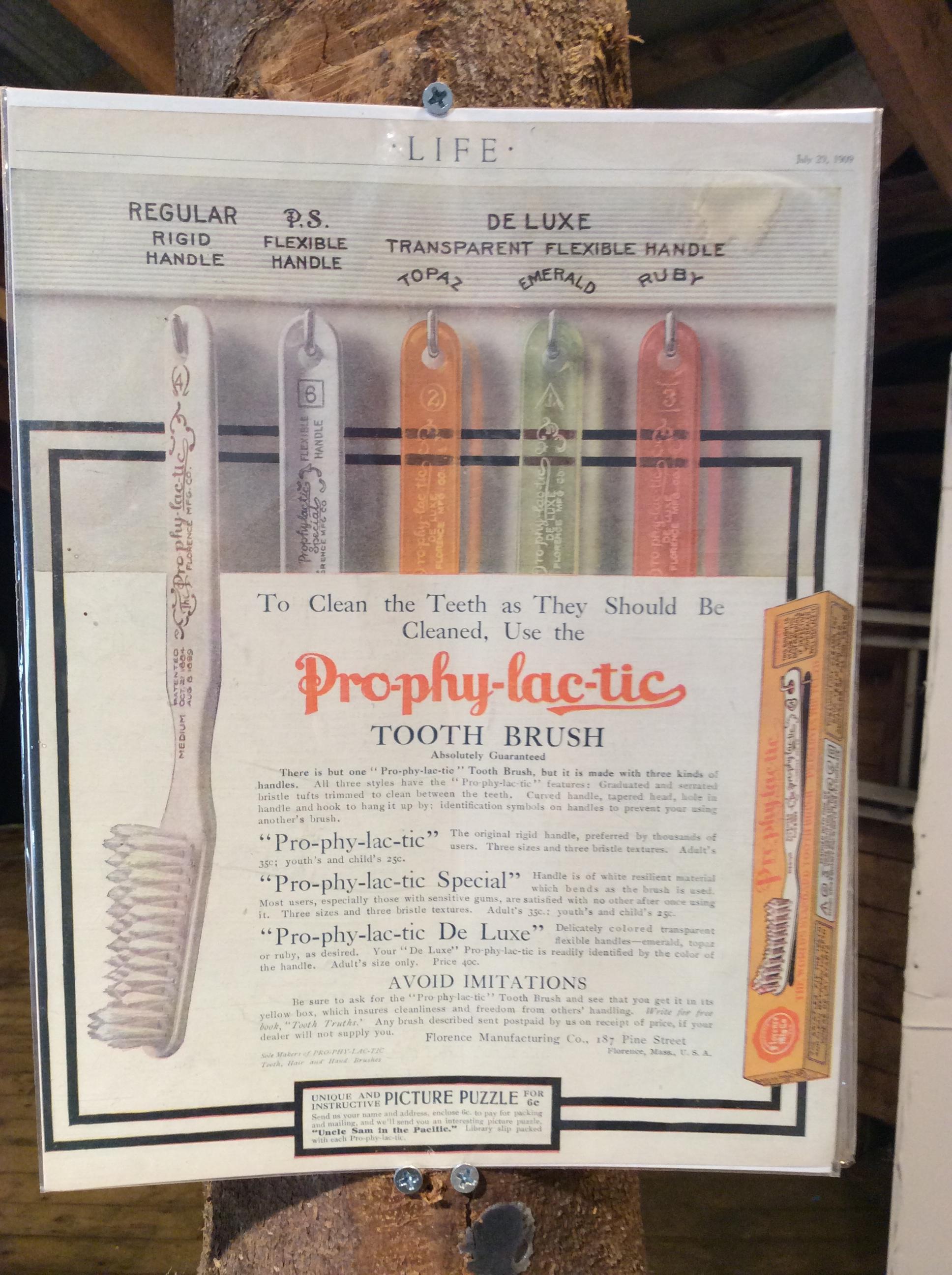 Prohpylactic