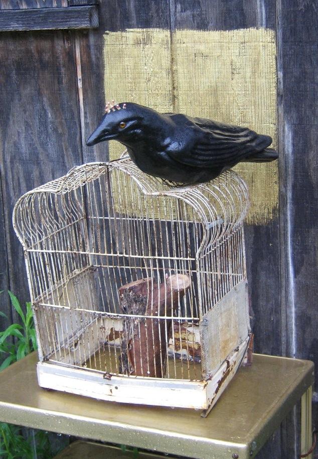 Matchstick Crow