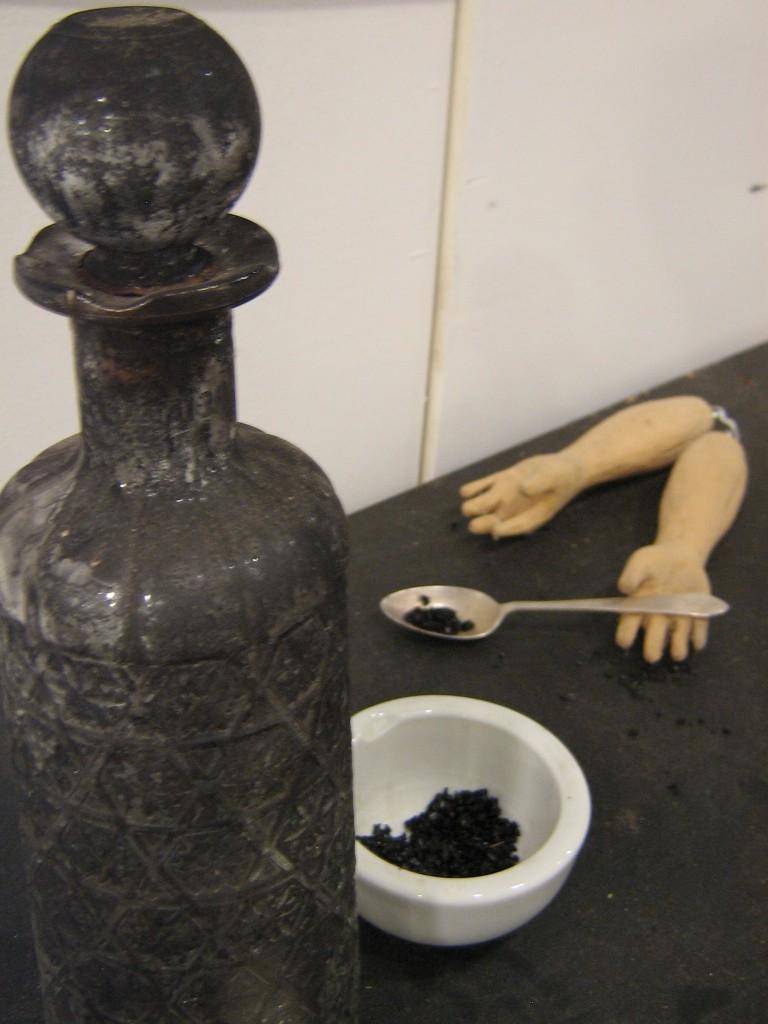 graphite as medicine 2