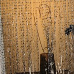 safety pin curtain